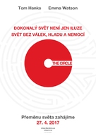The Circle - Czech Movie Poster (xs thumbnail)