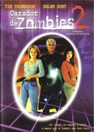 Trancers II - Mexican DVD cover (xs thumbnail)