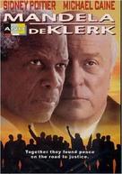 Mandela and de Klerk - DVD cover (xs thumbnail)