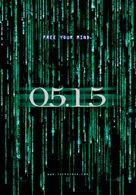 The Matrix Reloaded - Movie Poster (xs thumbnail)