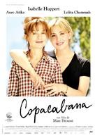 Copacabana - Swiss Movie Poster (xs thumbnail)