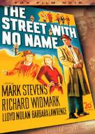 The Street with No Name - DVD cover (xs thumbnail)