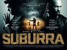 Suburra - British Movie Poster (xs thumbnail)