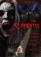 The Slaughter - DVD cover (xs thumbnail)