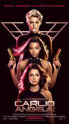 Charlie's Angels - Lithuanian Movie Poster (xs thumbnail)