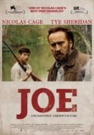 Joe - Dutch Movie Poster (xs thumbnail)
