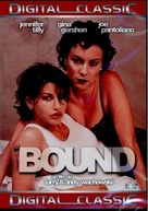 Bound - French DVD cover (xs thumbnail)