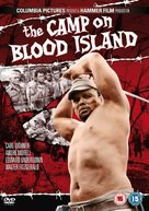 The Camp on Blood Island - British Movie Cover (xs thumbnail)