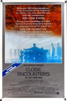 Close Encounters of the Third Kind - Advance poster (xs thumbnail)