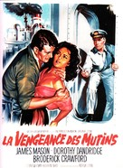 The Decks Ran Red - French Movie Poster (xs thumbnail)