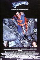 Superman - Italian Movie Poster (xs thumbnail)