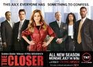"""The Closer"" - poster (xs thumbnail)"