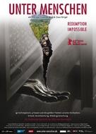 Unter Menschen - German Movie Poster (xs thumbnail)