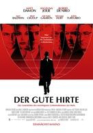 The Good Shepherd - German Movie Poster (xs thumbnail)