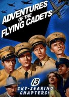 Adventures of the Flying Cadets - DVD movie cover (xs thumbnail)