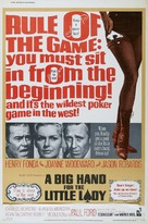 A Big Hand for the Little Lady - Movie Poster (xs thumbnail)