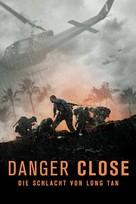 Danger Close: The Battle of Long Tan - German Movie Cover (xs thumbnail)