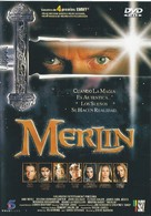 Merlin - Spanish Movie Cover (xs thumbnail)
