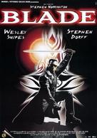 Blade - Italian DVD movie cover (xs thumbnail)