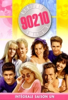 """Beverly Hills, 90210"" - French DVD cover (xs thumbnail)"