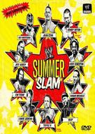WWE Summerslam - DVD cover (xs thumbnail)