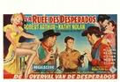 The Desperados Are in Town - Belgian Movie Poster (xs thumbnail)