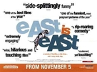 East Is East - British Movie Poster (xs thumbnail)