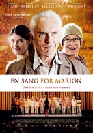 Song for Marion - Danish Movie Poster (xs thumbnail)