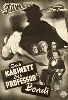 House of Wax - German poster (xs thumbnail)