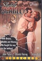 Slightly Scarlet - DVD movie cover (xs thumbnail)