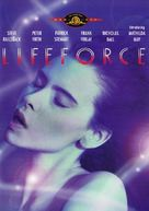 Lifeforce - DVD movie cover (xs thumbnail)