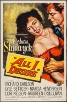 All I Desire - Movie Poster (xs thumbnail)
