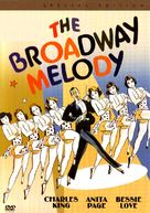 The Broadway Melody - DVD cover (xs thumbnail)