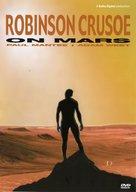 Robinson Crusoe on Mars - DVD cover (xs thumbnail)