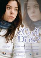 Qui de nous deux - Mexican Movie Poster (xs thumbnail)
