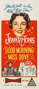 Good Morning, Miss Dove - Australian Movie Poster (xs thumbnail)