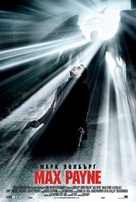 Max Payne - Bulgarian Movie Poster (xs thumbnail)