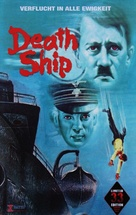 Death Ship - German Movie Cover (xs thumbnail)