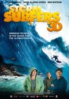 Storm Surfers 3D - Australian Movie Poster (xs thumbnail)