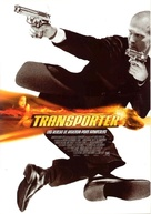 The Transporter - Spanish Movie Poster (xs thumbnail)