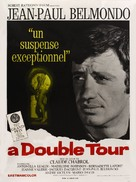À double tour - French Movie Poster (xs thumbnail)