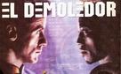 Demolition Man - Argentinian Movie Poster (xs thumbnail)