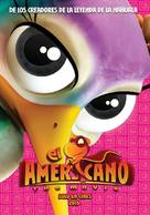 El Americano: The Movie - Mexican Movie Poster (xs thumbnail)