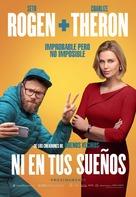 Long Shot - Ecuadorian Movie Poster (xs thumbnail)