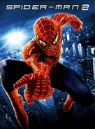 Spider-Man 2 - DVD cover (xs thumbnail)