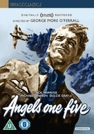 Angels One Five - British DVD cover (xs thumbnail)