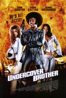 Undercover Brother - poster (xs thumbnail)