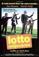 Waking Ned - Swedish Movie Poster (xs thumbnail)