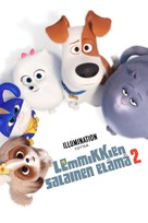 The Secret Life of Pets 2 - Finnish Movie Cover (xs thumbnail)