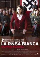 Sophie Scholl - Die letzten Tage - Italian Movie Poster (xs thumbnail)